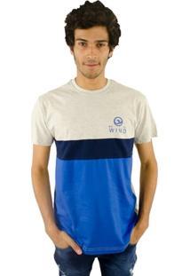Camiseta Rozz Recortada Chips - Masculino