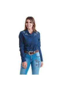 Body West Dust Britt Tennessee Jeans Escuro