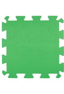 Tapete Tatame Loja Da Maria Eva 50X50X4Cm 40Mm Verde Bandeira