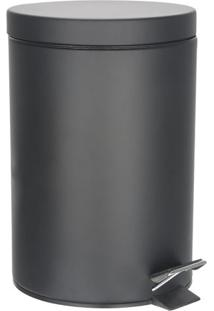Lixeira Le Black Matte 5L Unica