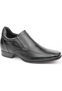 Sapato Social Couro Rafarillo Elástico Masculino - Masculino
