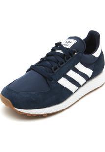 Tênis Adidas Originals Oregon Azul-Marinho