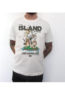 Island In The Sun - Camiseta Clássica Masculina