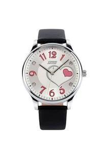 Relógio Skmei Analógico 9085 Preto