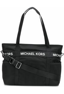 Michael Michael Kors Bolsa 'The Michael' - Preto