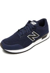 Tênis New Balance Textura Azul Marinho