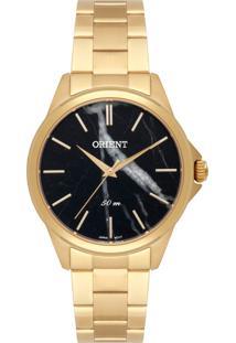 Relógio Orient Feminino Eternal Analógico Dourado Fgss0120-P1Kx - Kanui