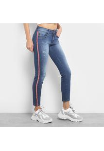 af9aa7096 ... Calça Jeans Skinny Colcci Fátima Cintura Média Feminina - Feminino-Jeans