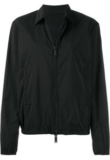 Dsquared2 Born To Be A Fighter Print Jacket - Preto