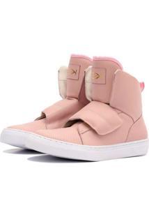 Sneaker K3 Fitness Live Rosa