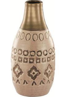 Vaso De Cerâmica Nude Exotic 5602 Mart