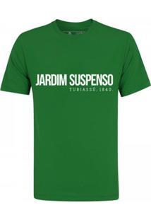 Camiseta Zé Carretilha Palmeiras Jardim Suspenso Masculina - Masculino