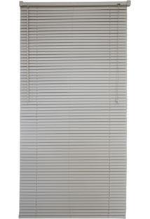 Persiana Horizontal Pvc 25 Mm 120X160 Cm Bege