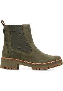Timberland Ankle Boot Tratorada - Green