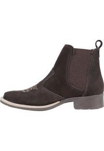 Botina Country Urbana Boots Marrom