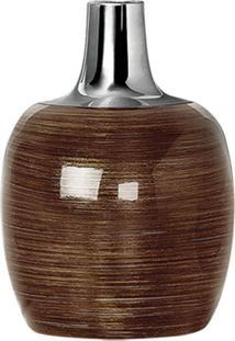 Vaso Decorativo Aluminium Iii Terra