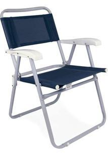 Cadeira Master - Unissex-Azul Escuro