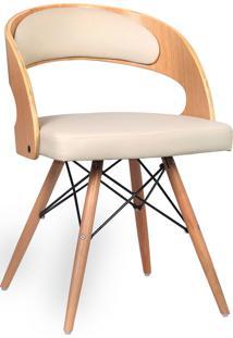 Cadeira Isabel Pu Bege