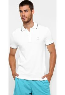 Camisa Polo Lacoste Piquet Regular Fit Icon Celebration - Masculino