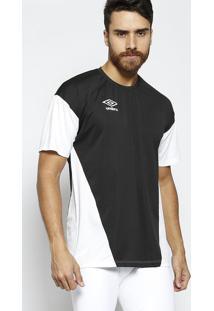 Camisa Twr Turning- Preta & Branca- Umbroumbro