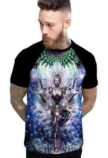 Camiseta Stompy Raglan Modelo 19 Masculina - Masculino