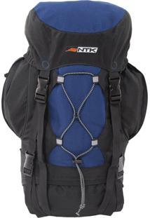 Mochila Everest 35L Azul - Nautika