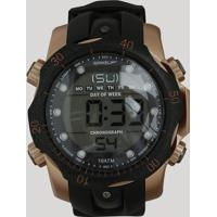 4c256e11451 Relógio Digital Speedo Masculino - 11005G0Evnp2 Preto - Único