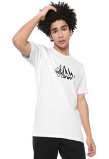 Camiseta Volcom Stone Sounds Branca