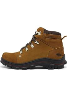 Bota Couro Bell-Boots Adventure Mostarda
