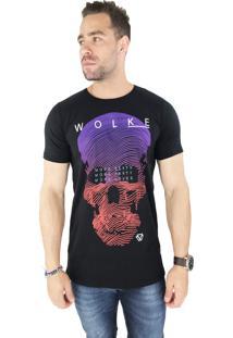 Camiseta Wolke Gola Careca More Beats