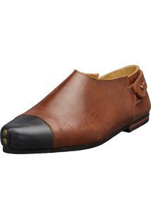 Ankle Boot Caboclo Brasil Vintage Marrom