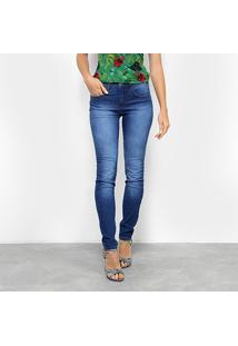 866cb329f ... Calça Jeans Skinny Colcci Cory Cintura Média Feminina - Feminino