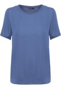 Blusa Feminina Jo - Azul