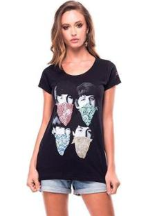 Camiseta Scarves Useliverpool Feminina - Feminino