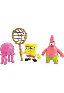 Imaginext Mattel Figuras Básicas Bob Esponja & Patrick