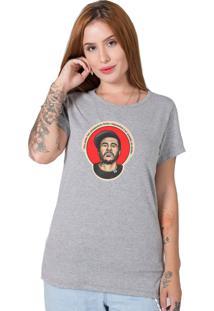 Camiseta Chorão Cinza Stoned - Kanui