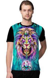 Camiseta Stompy Psicodelica15 Masculina - Masculino