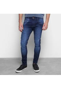 Calça Jeans Skinny Biotipo Masculina - Masculino-Jeans