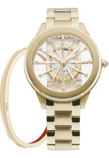 38ba49d4cc4 ... Relógio Technos Feminino Essence - F03101Aa K4W F03101Aa K4W - Feminino -Dourado