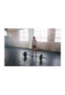 Painel Adesivo De Parede - Fitness - Academia - 790Pnm