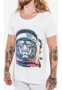 Camiseta Lion Astronaut 103528