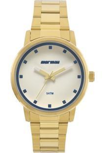 Relógio Mormaii Feminino Maui Sunset - Mo2035Ja/4A Mo2035Ja/4A - Feminino-Dourado