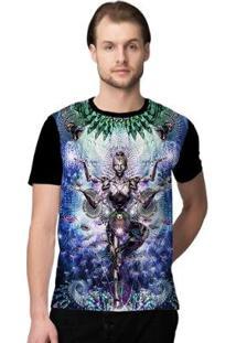Camiseta Stompy Psicodelica34 Masculina - Masculino