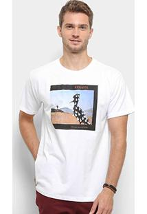 Camiseta Reserva Soundbird Masculina - Masculino-Branco