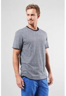 Camiseta Double Ft Reserva Masculina - Masculino