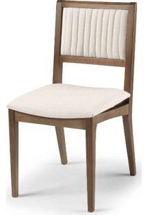 Cadeira Melbourne Sem Braco Encosto Estofado 90Cm - 57985 - Sun House