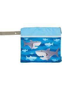 Bolsa Impermeável Tubarão Stephen Joseph Colorido