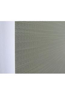 Persiana Rolo Blackout 160 (Larg) X 240Cm (Alt) Texturizada Bege Decore E Cubra