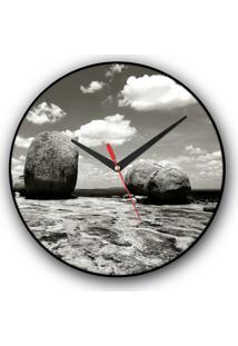 Relógio De Parede Colours Creative Photo Decor Decorativo, Criativo E Diferente - Cabaceiras
