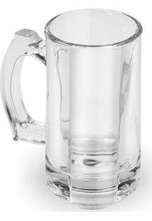 Caneca Beer 360Ml - Gourmet Mix - Transparente
